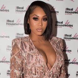 Monique Samuels pictured in April 2019