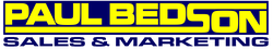 Paul Bedson Sales & Marketing logo