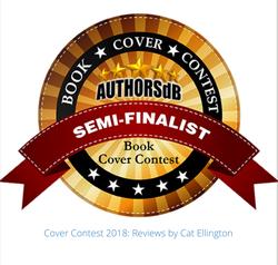 AUTHORSdb2018 Book Cover Contest Semi-Finalist:Reviews by Cat Ellington