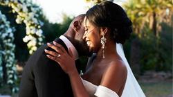 Sabrina and Idris wedding
