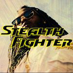 STEALTH FIGHTER promo pic