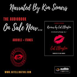 Reviews by Cat Ellington: The Complete Anthology, Vol. 1 (Audiobook Promo Banner)