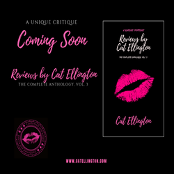 Reviews by Cat Ellington: The Complete Anthology, Vol. 3 (Promo Banner)