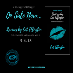 Reviews by Cat Ellington: The Complete Anthology, Vol. 2 (Promo Banner)