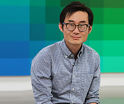 Photo of Will Hsu at an event.