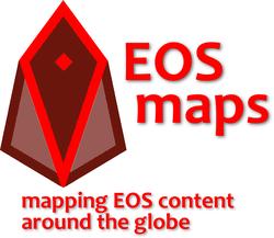 EOSmaps wiki, EOSmaps review, EOSmaps history, EOSmaps news