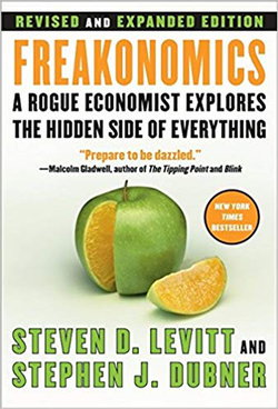 Freakonomics (book) wiki, Freakonomics (book) history, Freakonomics (book) news