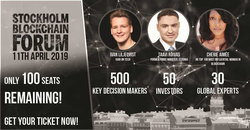 Stockholm Blockchain Forum Speakers (2019) wiki, Stockholm Blockchain Forum Speakers (2019) history, Stockholm Blockchain Forum Speakers (2019) news