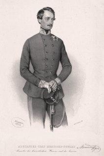 Alexander von Mensdorff-Pouilly, Prince Dietrichstein von Nicolsburg