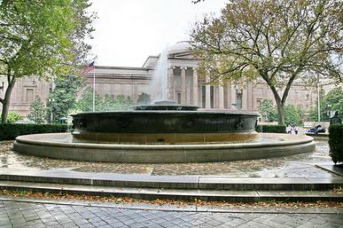 Andrew W. Mellon Memorial Fountain