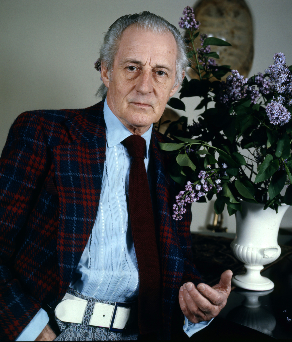 "Portrait of Sir Anton Dolin by <a href=""/content/Allan_Warren"" style=""color:blue"">Allan Warren</a>"