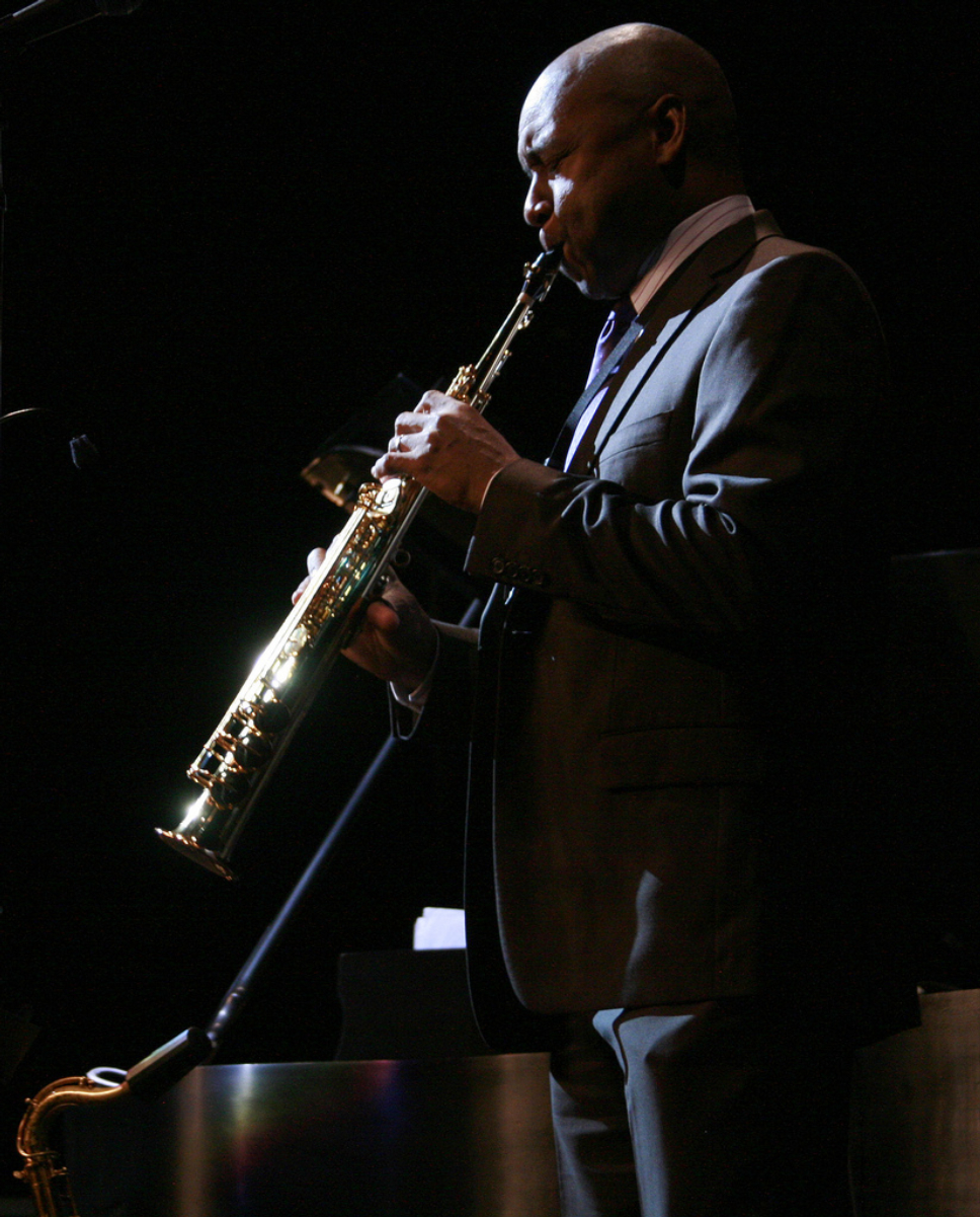 Branford Marsalis performing in 2011