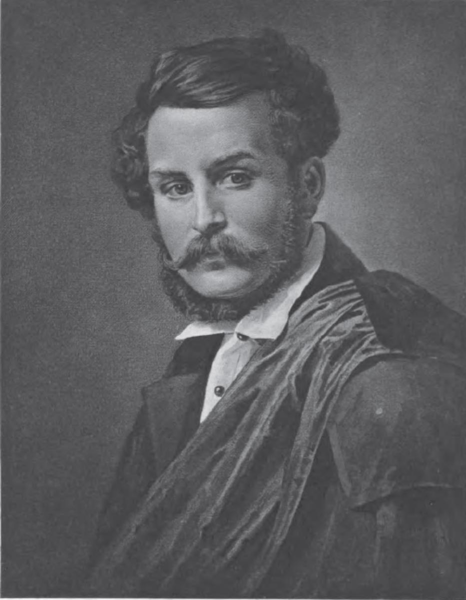 Portrait by Olof Johan Södermark