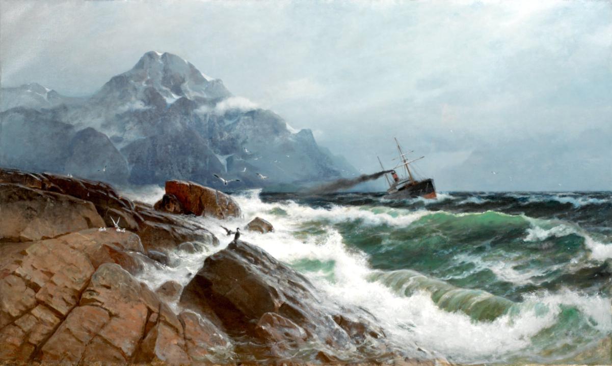<i>Marine</i> (1885)