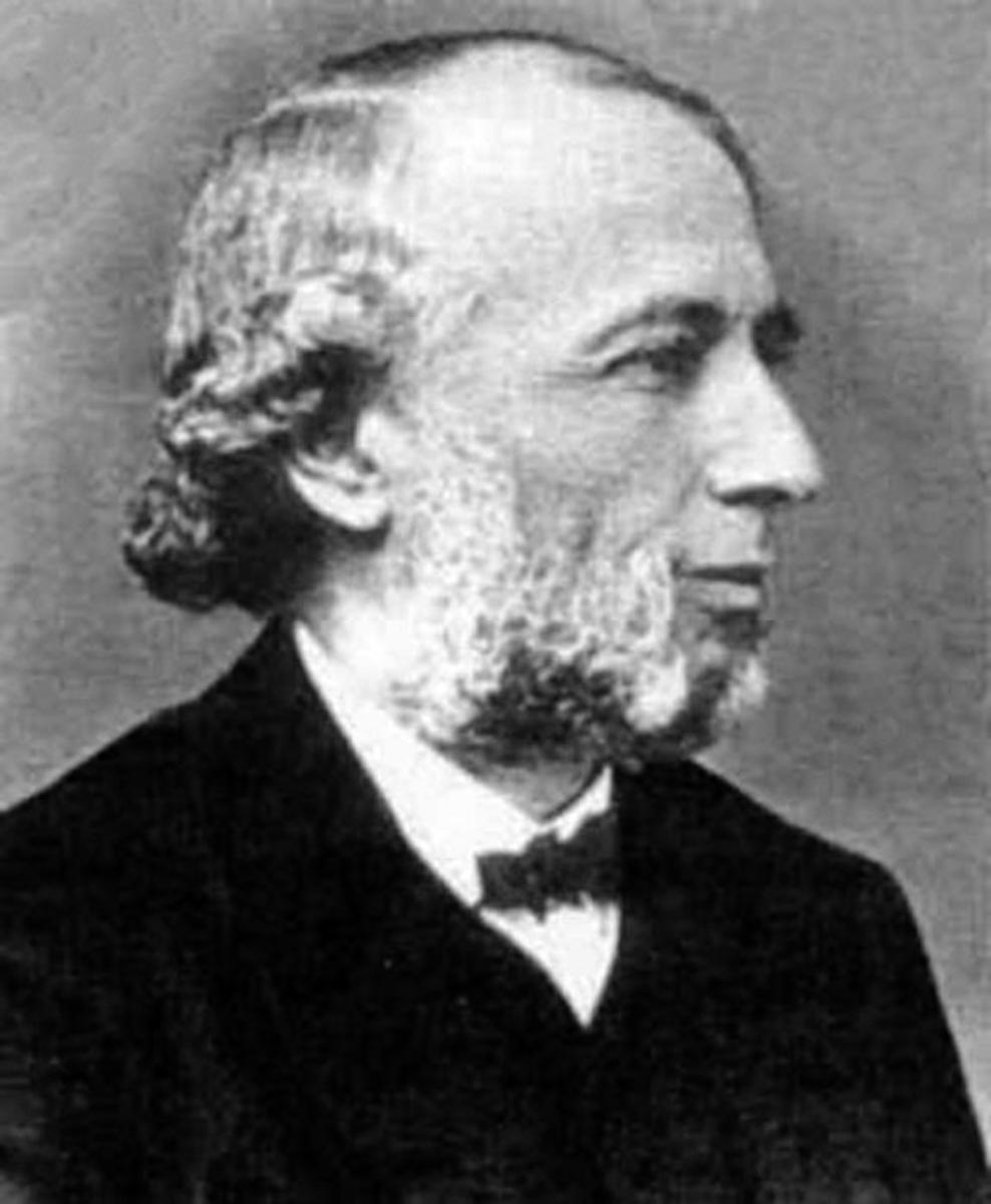 Carl Wilhelm Borchardt (1817-1880)