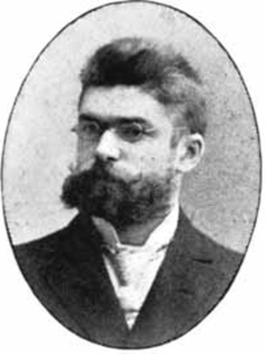 Carl Wirtz in 1904