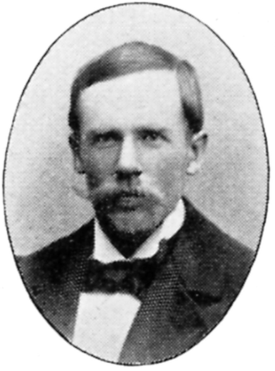 Carl Wilhelmson, from the <i>Svenskt Porträttgalleri XX</i>.