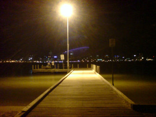 Coode Street jetty
