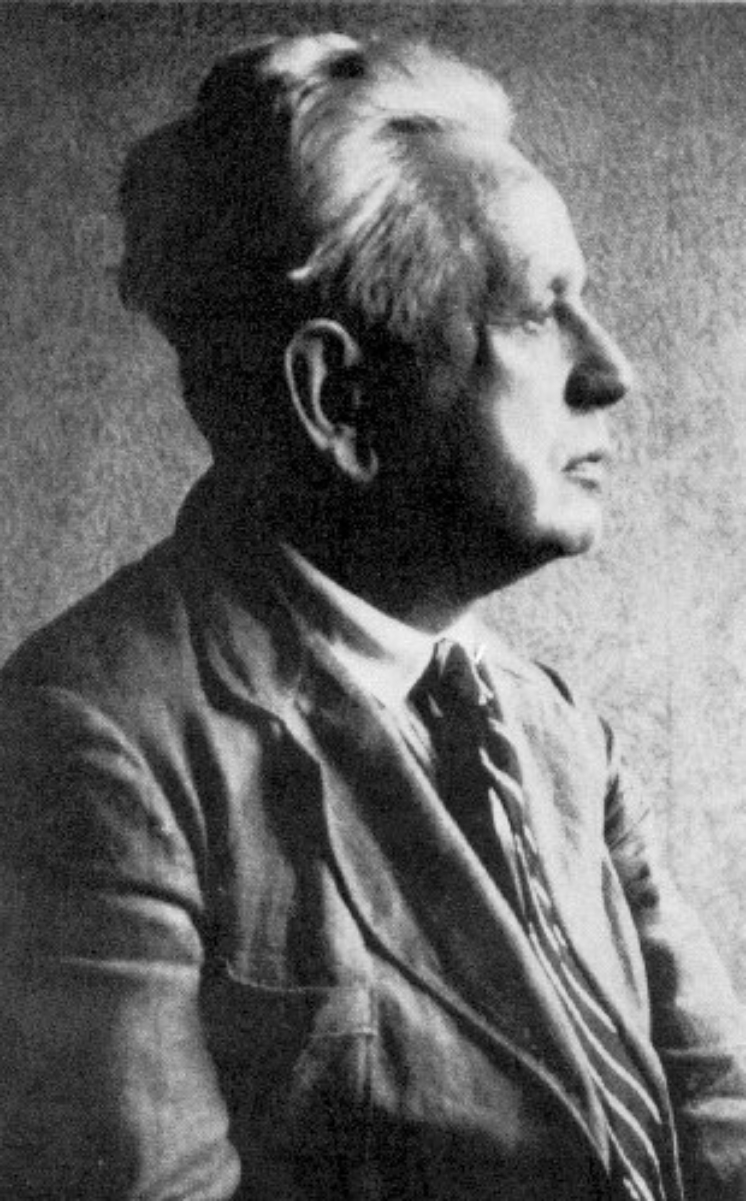 Cassirer in about 1935