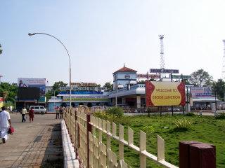 Erode Junction railway station
