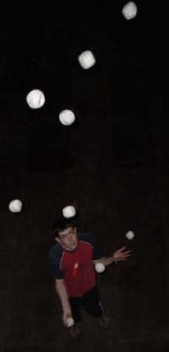 Forms of juggling