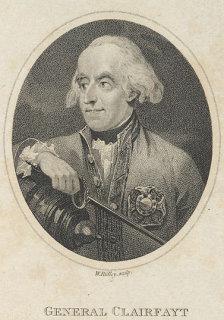 François Sébastien Charles Joseph de Croix, Count of Clerfayt