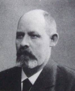 Fredrik Vilhelm Thorsson