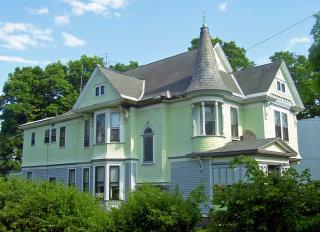 J. Leonard Lackman House