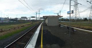 Jacana railway station