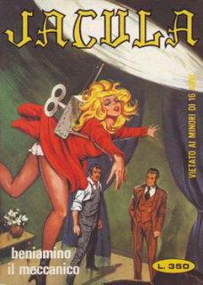 Jacula (fumetti)
