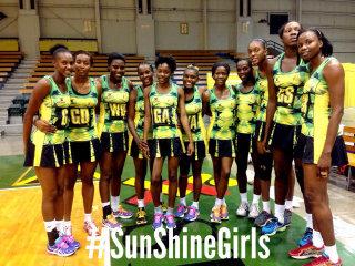 Jamaica national netball team