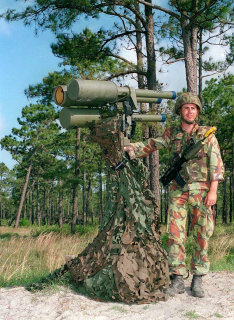 Javelin (surface-to-air missile)