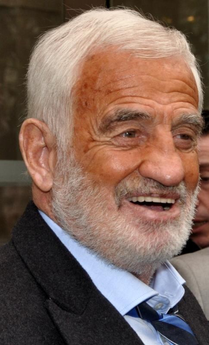 Jean-Paul Belmondo - Yousuf Karsh