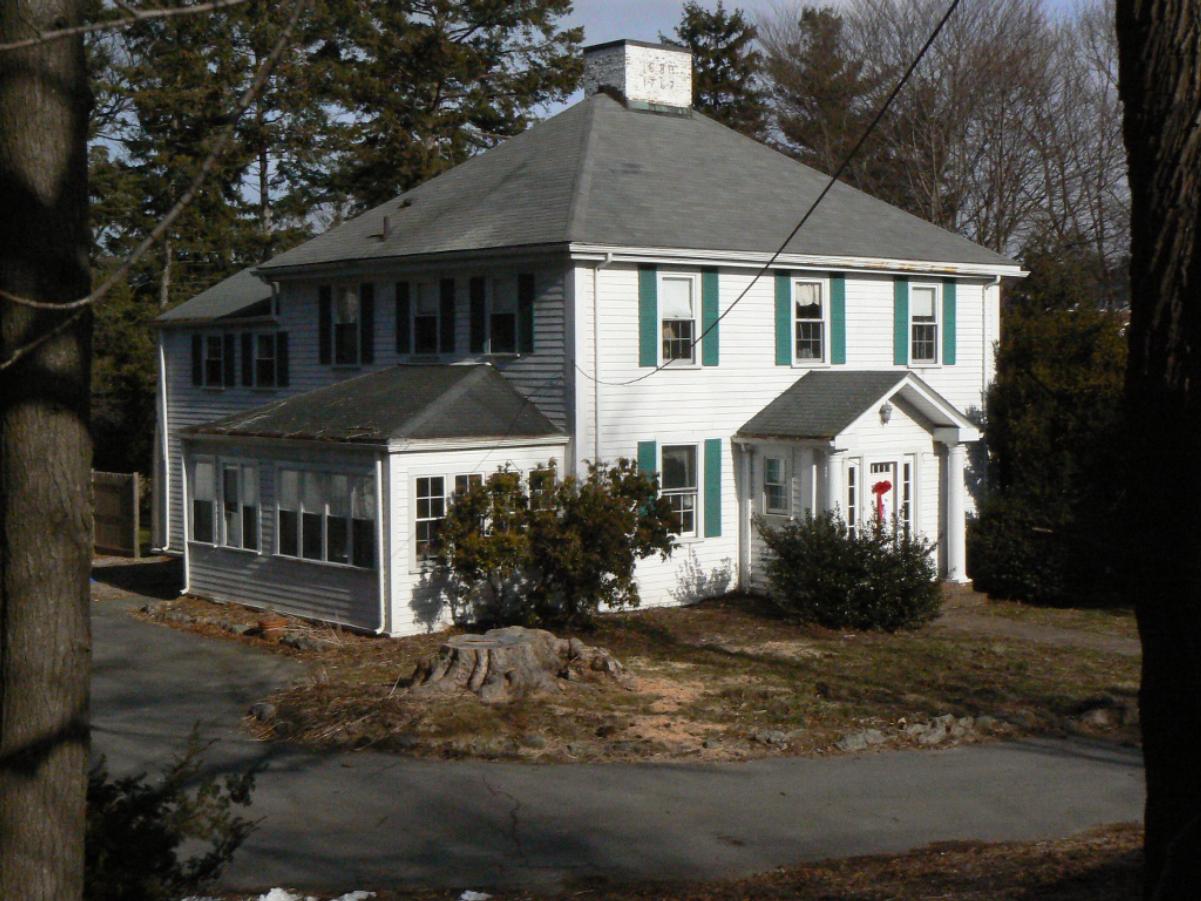 John Goddard House