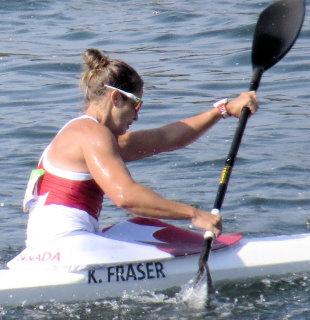 Kathleen Fraser (kayaker)