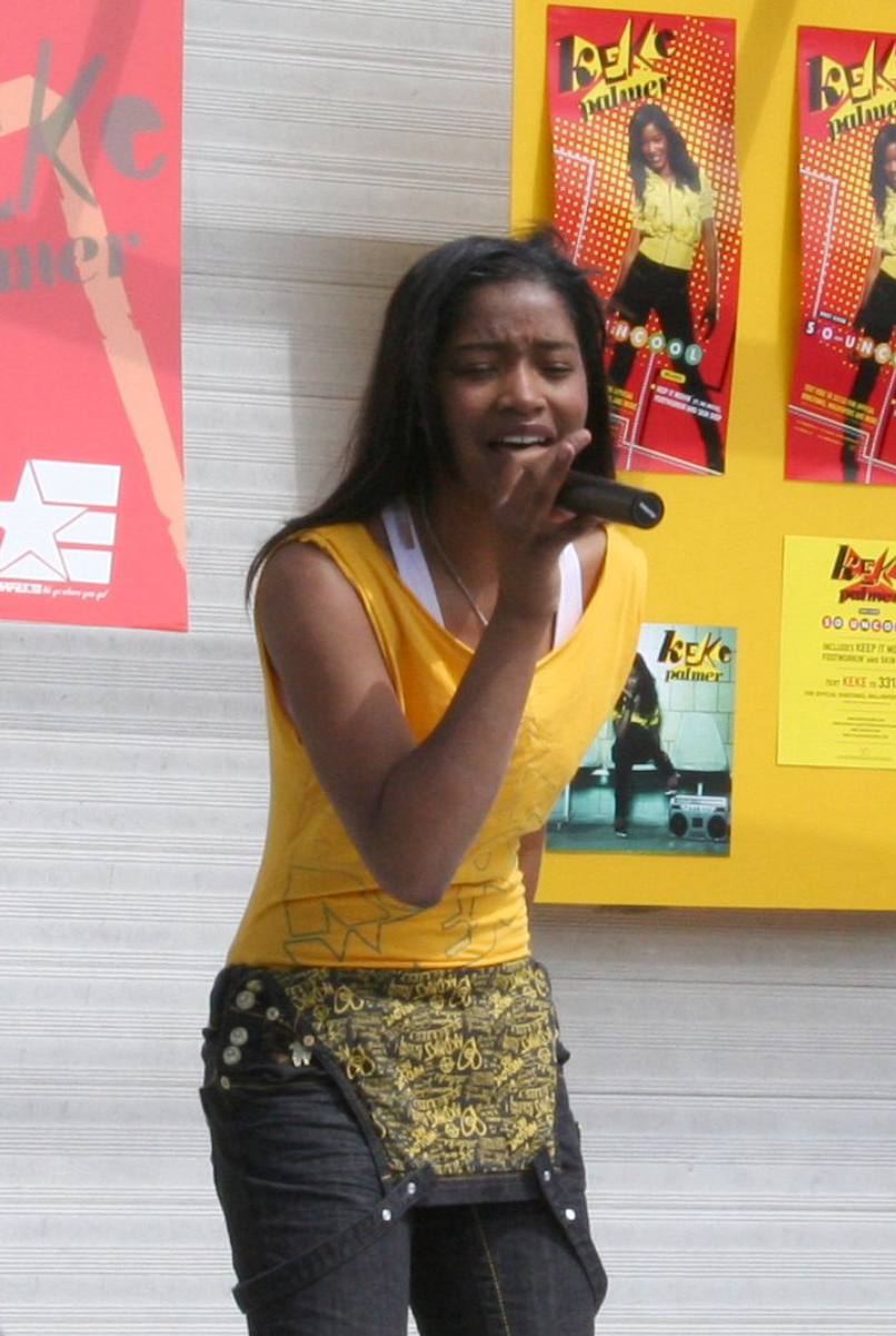 Palmer performing in 2008.