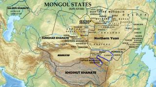 Khoshut Khanate