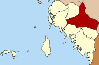 Khuan Kalong District