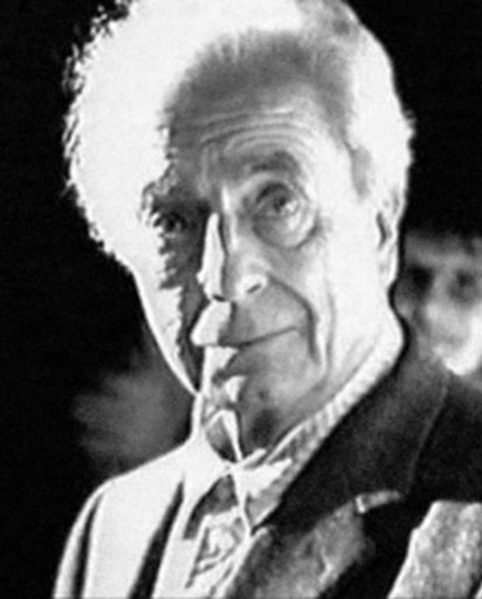 Antonioni in 1995