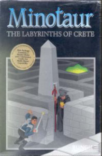 Minotaur: The Labyrinths of Crete