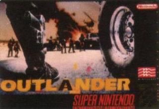 Outlander (video game)