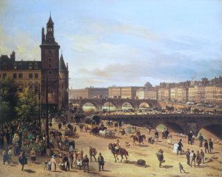 Paris under Louis-Philippe