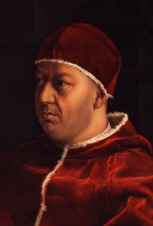 what did pope leo x do