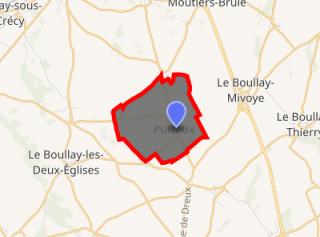 Puiseux, Eure-et-Loir