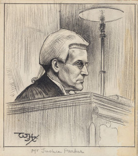 Robert Parker, Baron Parker of Waddington