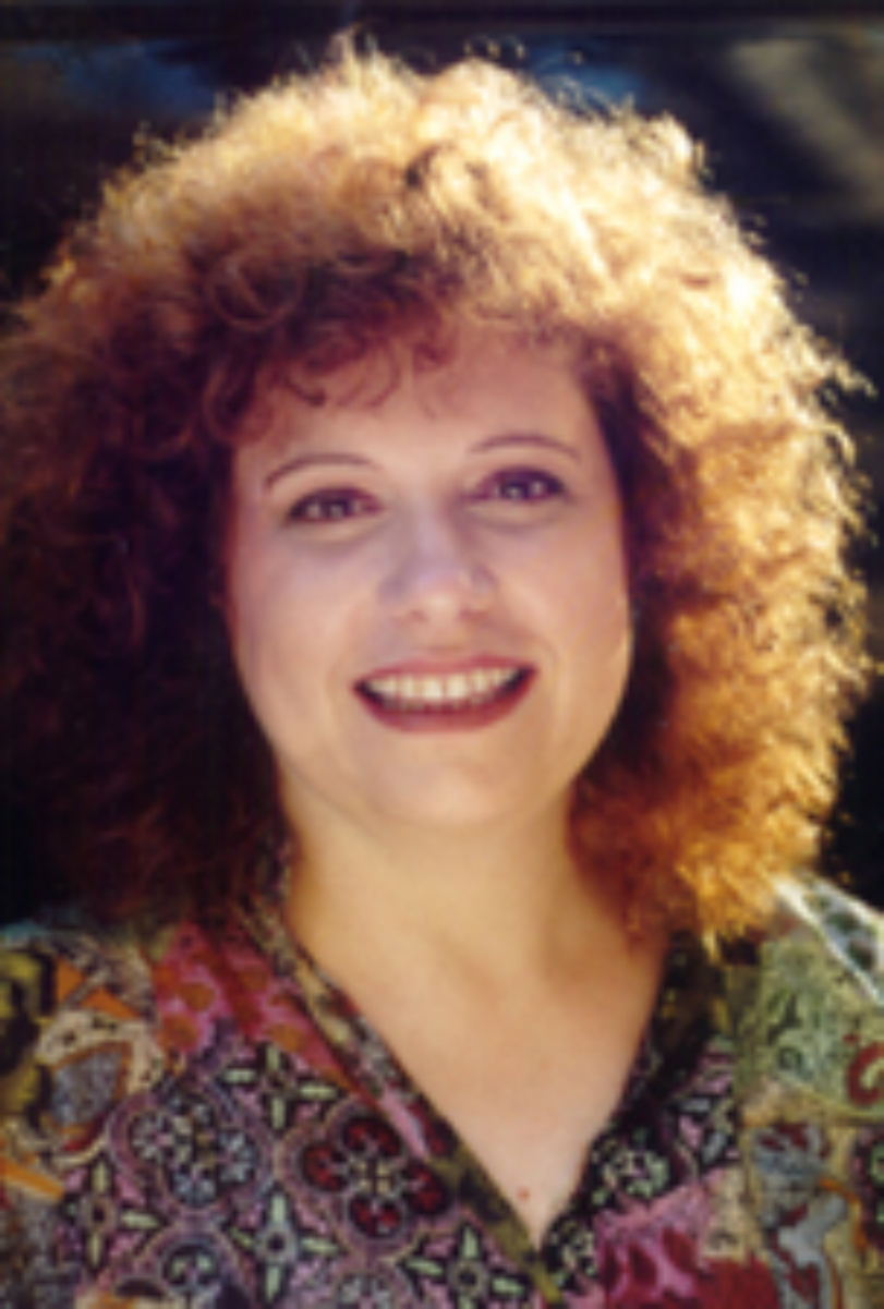 Sharon Rich book jacket photo