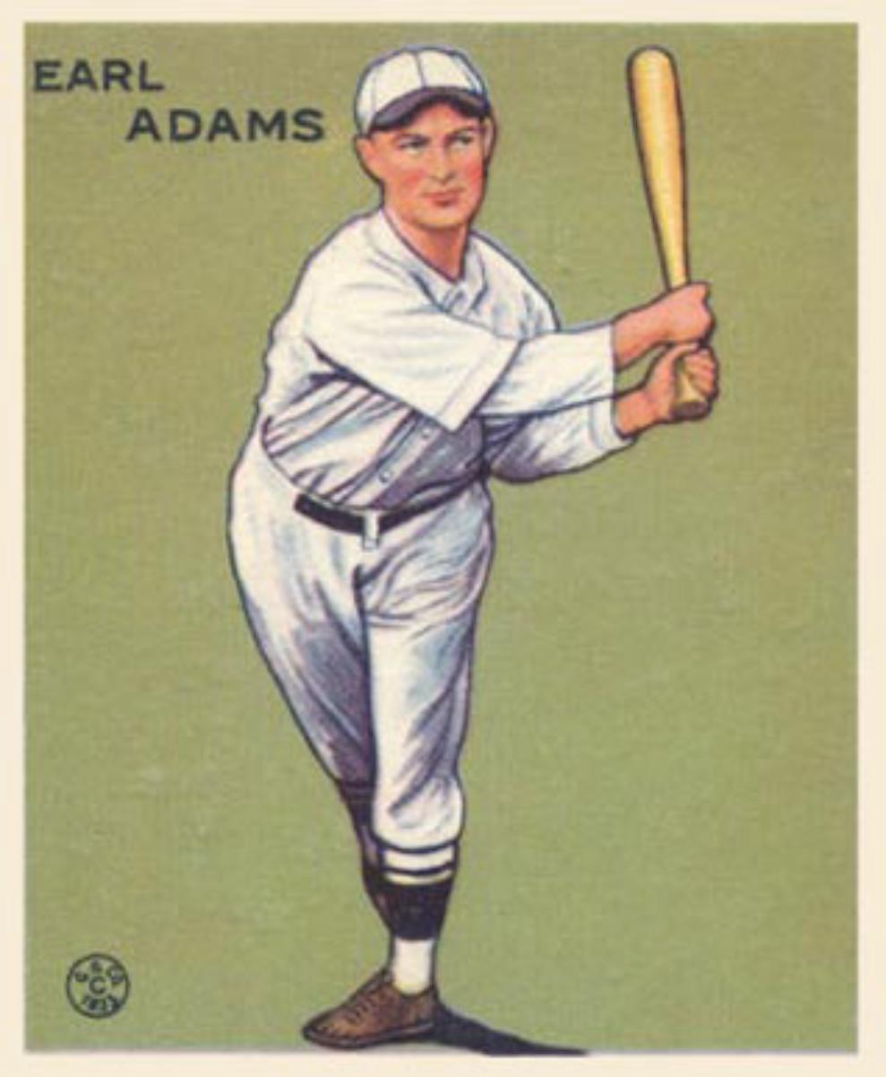 Sparky Adams