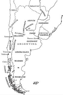 Tehuelche language Wiki