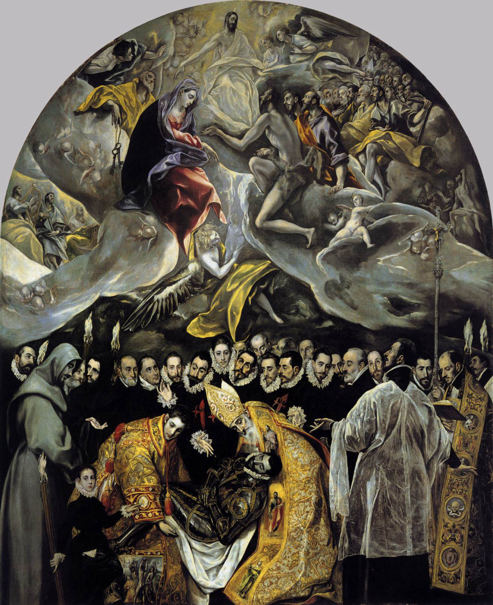 The Burial of the Count of Orgaz Wiki