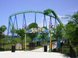 The Jester (roller coaster)